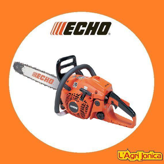 Motosega Echo CS 450 professionale