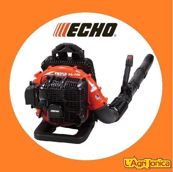 soffiatore echo pb 500