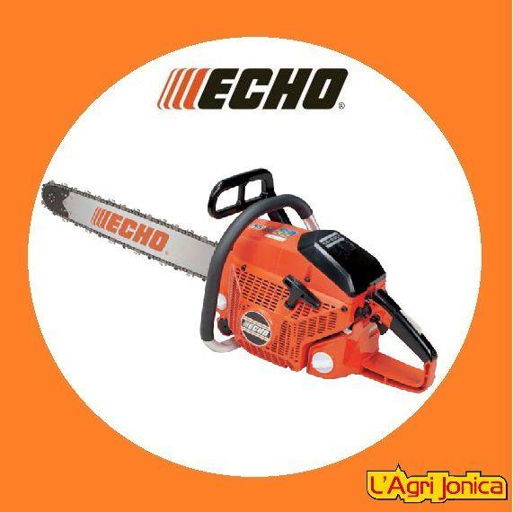 Motosega Echo CS 8002 forestale
